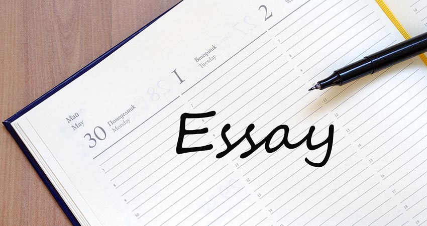 College admission essay online kit